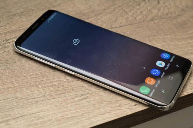 UFS Galaxy S8