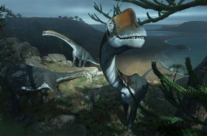 Un dinosaure gigantesque a été identifié en France