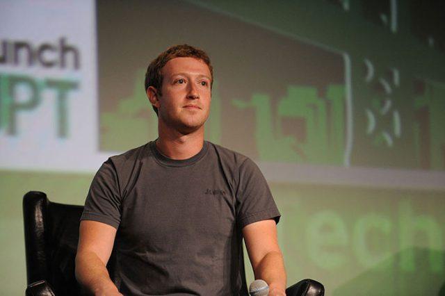 Politique Zuckerberg