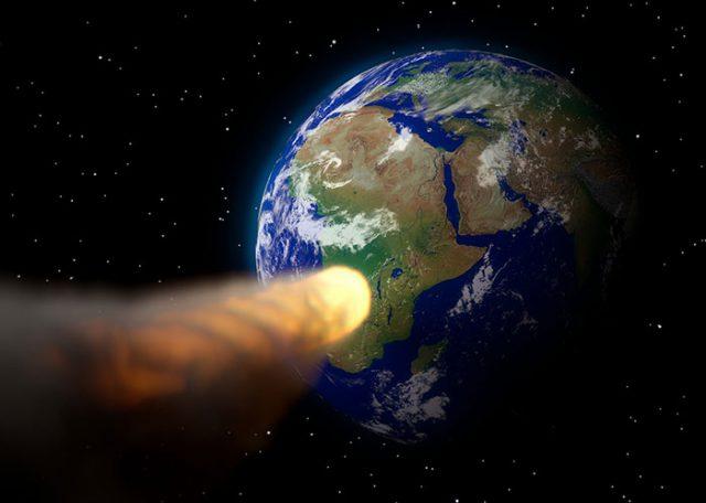 Astéroïde Terre