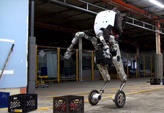 Rachat Boston Dynamics