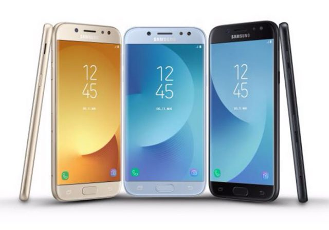 Samsung : tout sur les Galaxy J3 (2017), Galaxy J5 (2017) et Galaxy J7 (2017)
