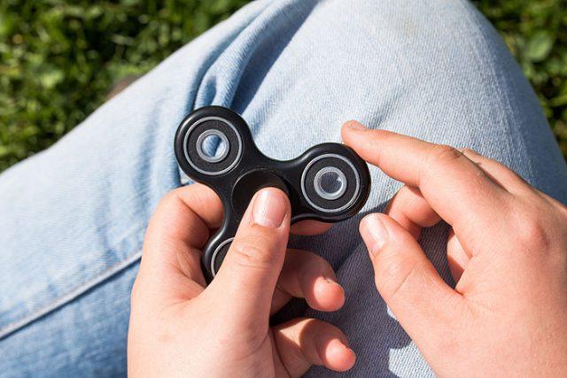 Hand Spinner