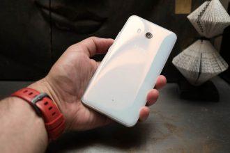 Test HTC U11 : image 1