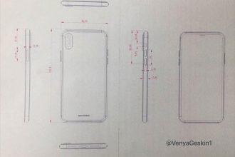 Schéma iPhone 8