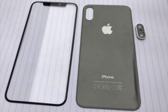Fuite iPHone 8 1