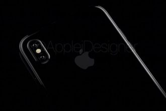 iPhone 8 Verre Métal
