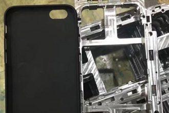 Fuite cadre iPhone 8 : image 1