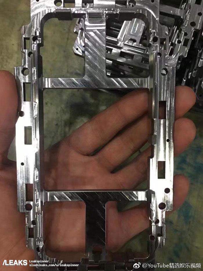 Fuite cadre iPhone 8 : image 2