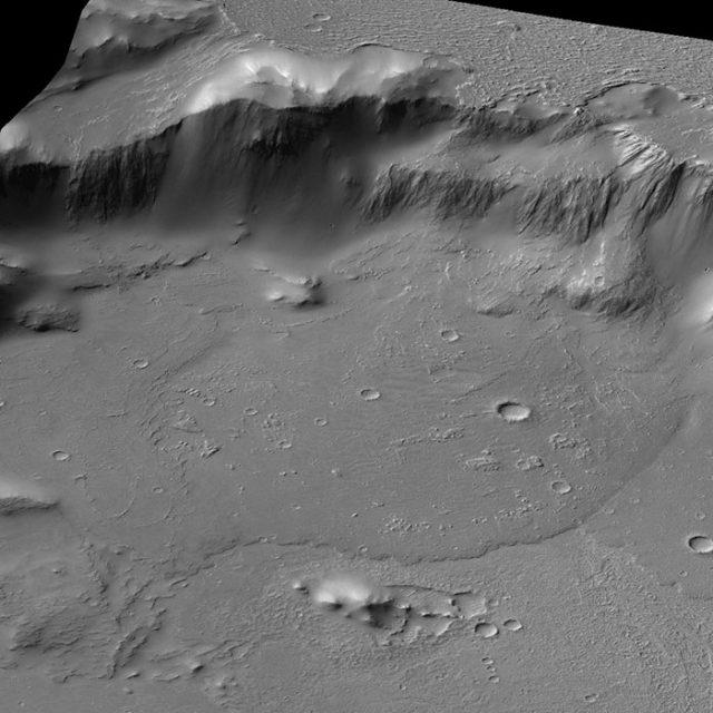 Chutes Mars : image 2