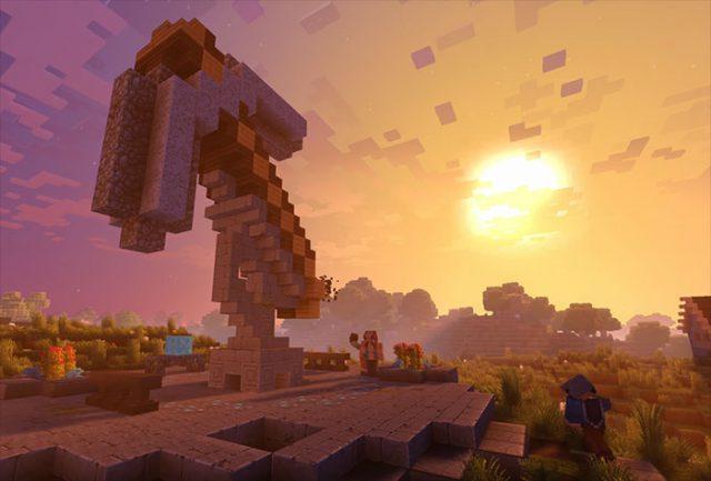Minecraft 4K