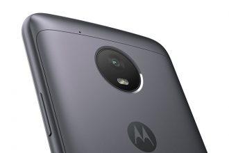 Moto E4 : image 1