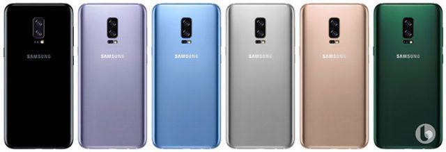 Galaxy Note 8 Rendu 6