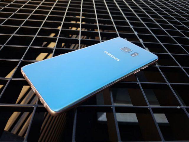 Schémas Galaxy Note 8