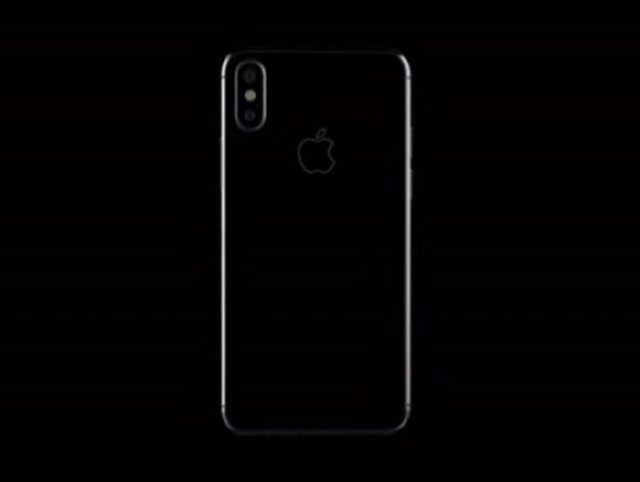 Production iPhone 8