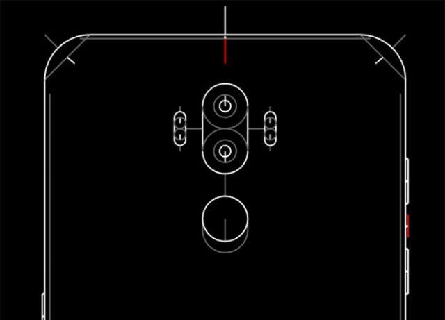 Schéma Galaxy Note 8 : image 1