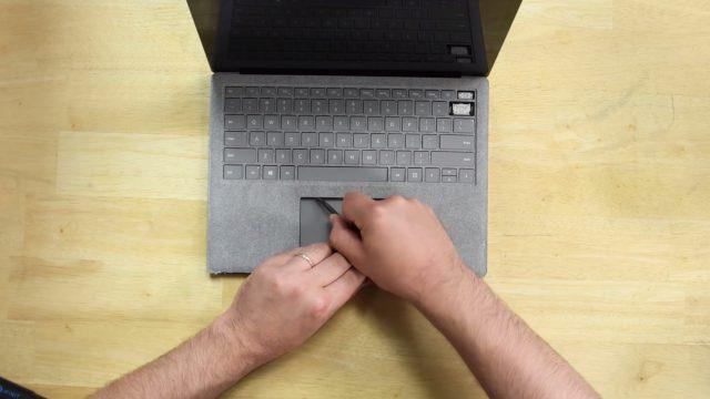 surface laptop ifixit