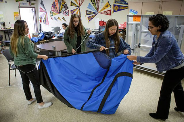 Tente DIY Girls : image 3