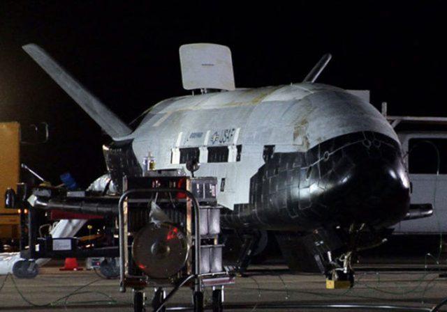 X37B SpaceX
