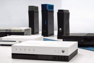 Vidéo Xbox Scorpio