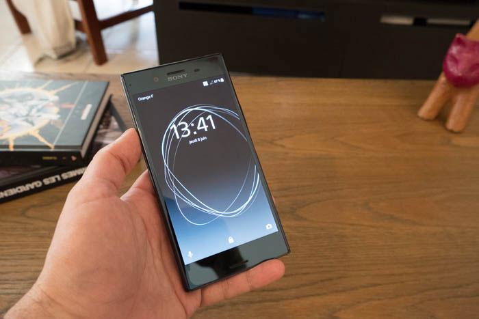 Test Xperia XZ Premium : image 11