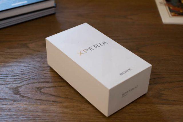 Prise en main Xperia XZ Premium : image 2