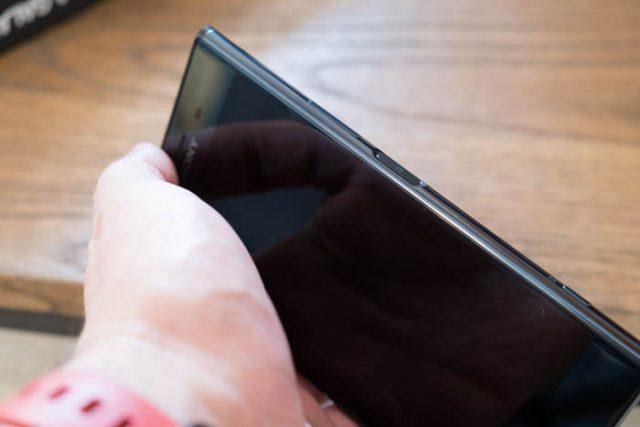 Prise en main Xperia XZ Premium : image 7