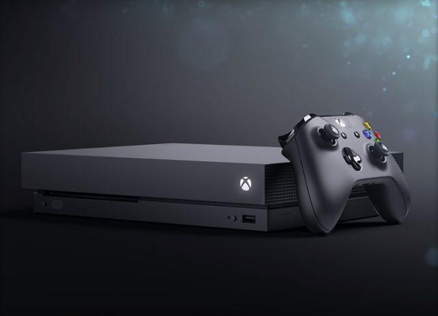 Xbox One X préco