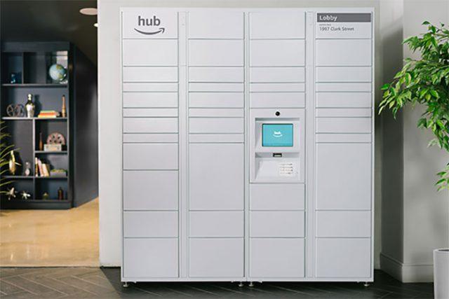 Amazon Hub
