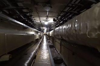 Bunker nucléaire