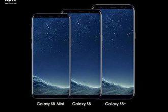Galaxy S8 Mini