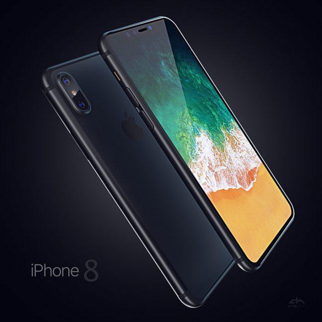 Concept iPhone 8 2
