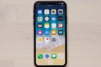 Prototype iPhone 8