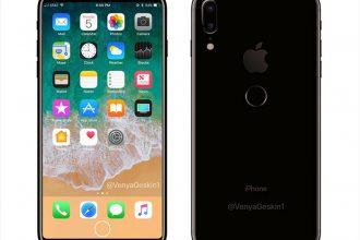 iPhone 8 Proto