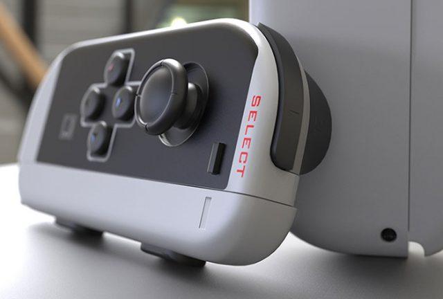 Joy-Con NES : image 1