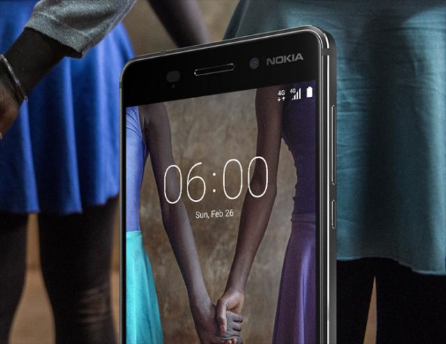 Nokia 6 France