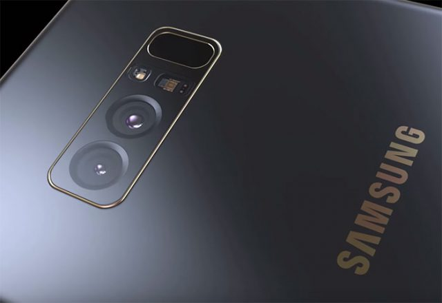 Concept Galaxy Note 8