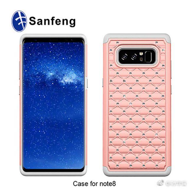 Note 8 Case 1