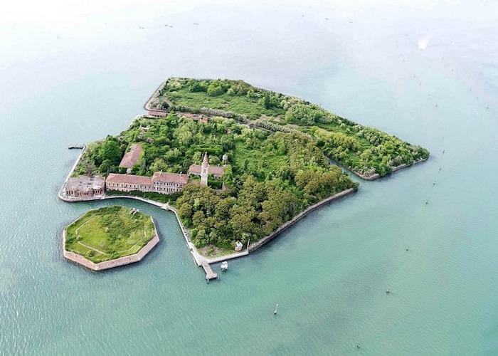 Connaissez-vous l'île hantée de Poveglia ?