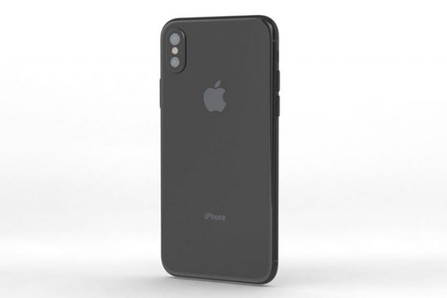 Rendu iPhone 8 : image 3