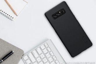 Rendu Galaxy Note 8 2