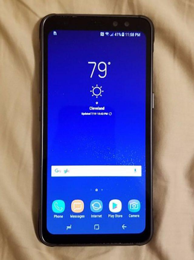 Fuite Galaxy S8 Active : image 2