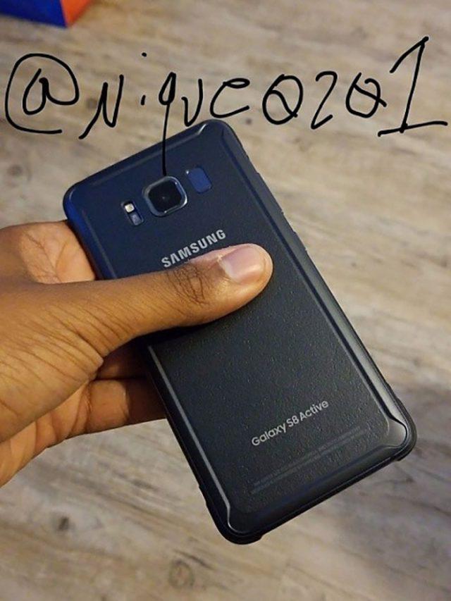 Fuite Galaxy S8 Active : image 3