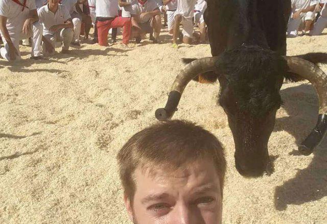 selfie vachette