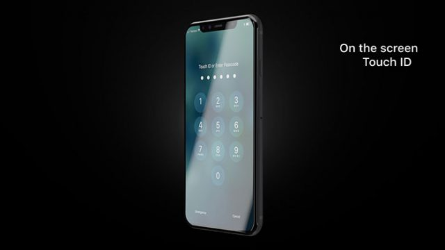 Concept iPhone 8 : image 11
