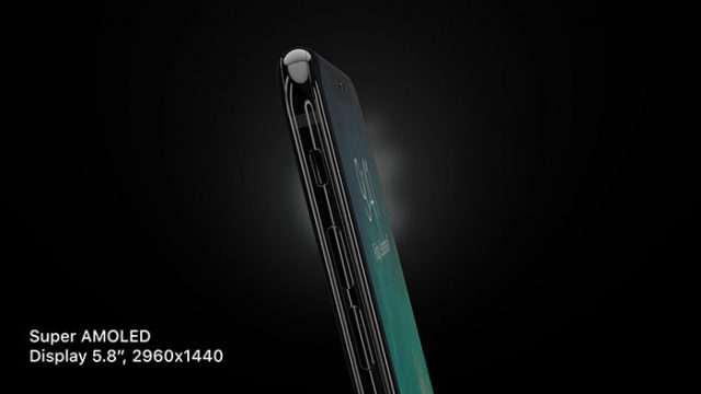 Concept iPhone 8 : image 5