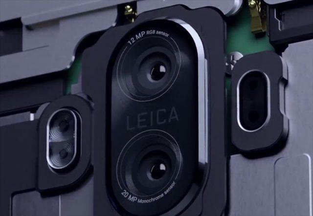 Teaser Huawei Mate 10