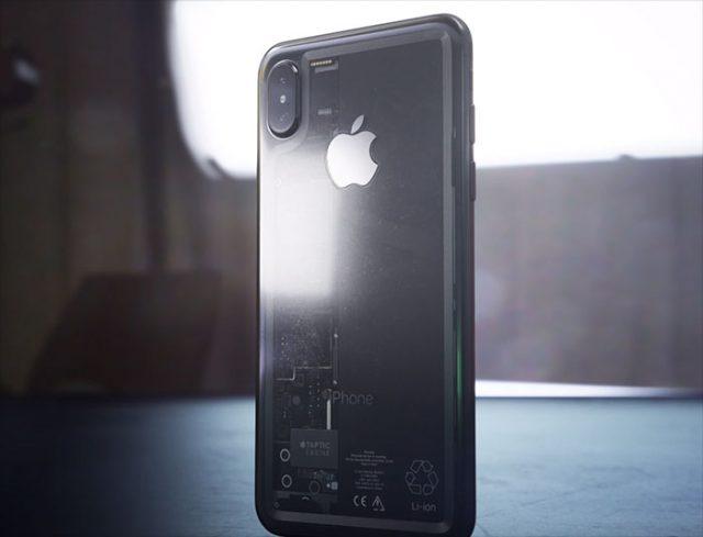 iPhone 8 Transparent