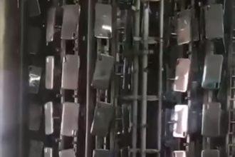 Vidéo iPhone 8