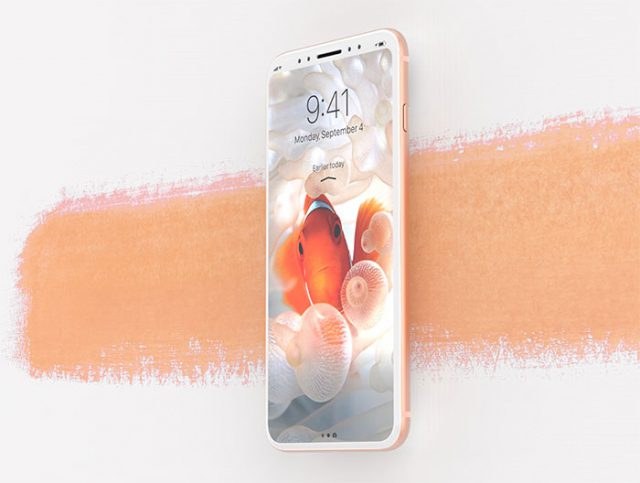 iPhone 8 Concept : image 1
